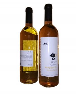 Μοσχοφίλερο Αμπελάκι Κρασί Λευκό Ξηρό