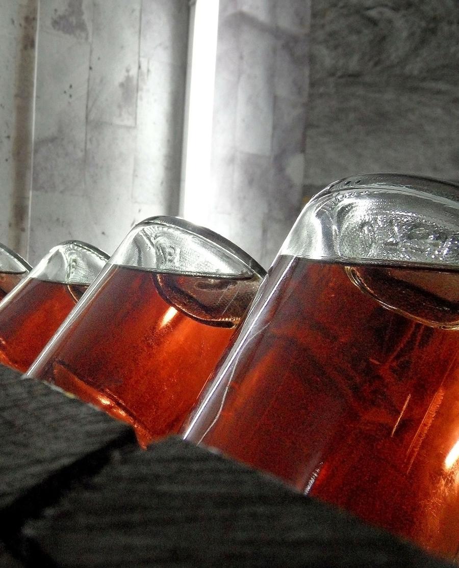 Βιολογικό Μοσχάτο Merlot Ημίξηρο Ροζέ Κρασί