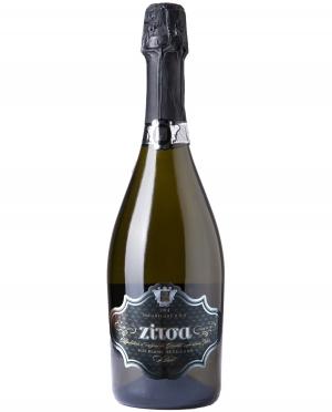 Κρασί Λευκό Ξηρό Ημιαφρώδες Ζίτσα Ζοίνος