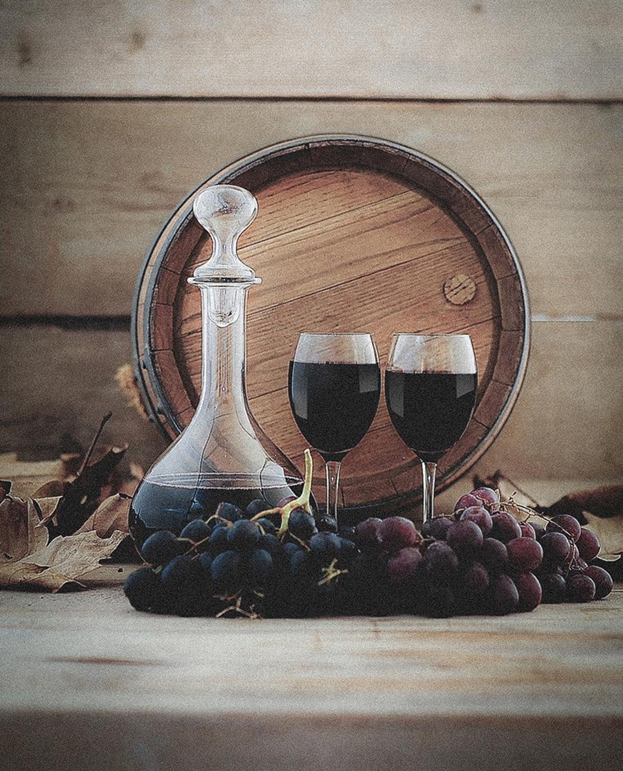 Κρασί Κόκκινο Ξηρό Cabernet Merlot Syrah