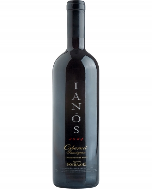Κρασί Κόκκινο Cabernet Sauvignon IANOS