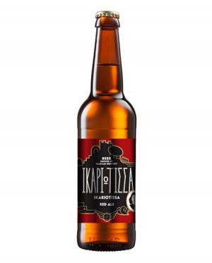 Μπύρα ΙΚΑΡΙΩΤΙΣΣΑ Honey Red Ale 0.33lt