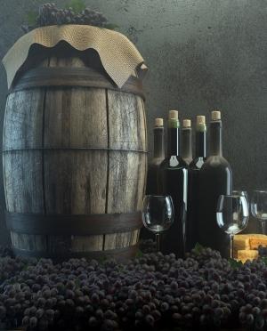 Μαύρο Μοσχάτο Κόκκινο Κρασί Καρδίτσας
