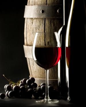 Λημνιό Κόκκινο Ξηρό Κρασί Λήμνου