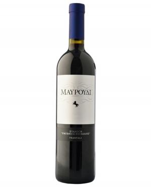 Κρασί κόκκινο ξηρό Μαυρούδι Τσάνταλη