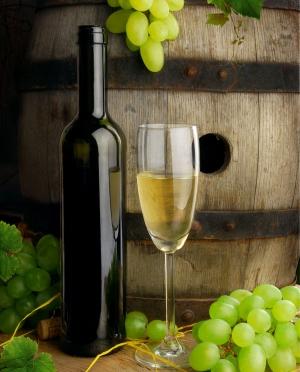 Μοσχάτο Αλεξανδρείας Λευκό Ξηρό Κρασί Λήμνου
