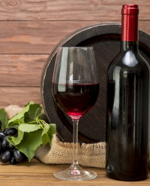 Μαυροδάφνη Γλυκό Κόκκινο Κρασί