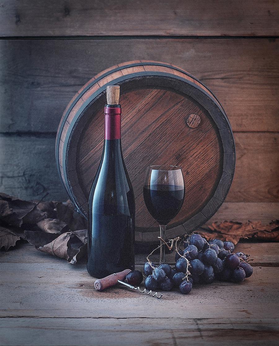 Ξινόμαυρο Syrah Κόκκινο Ξηρό Κρασί Νάουσας