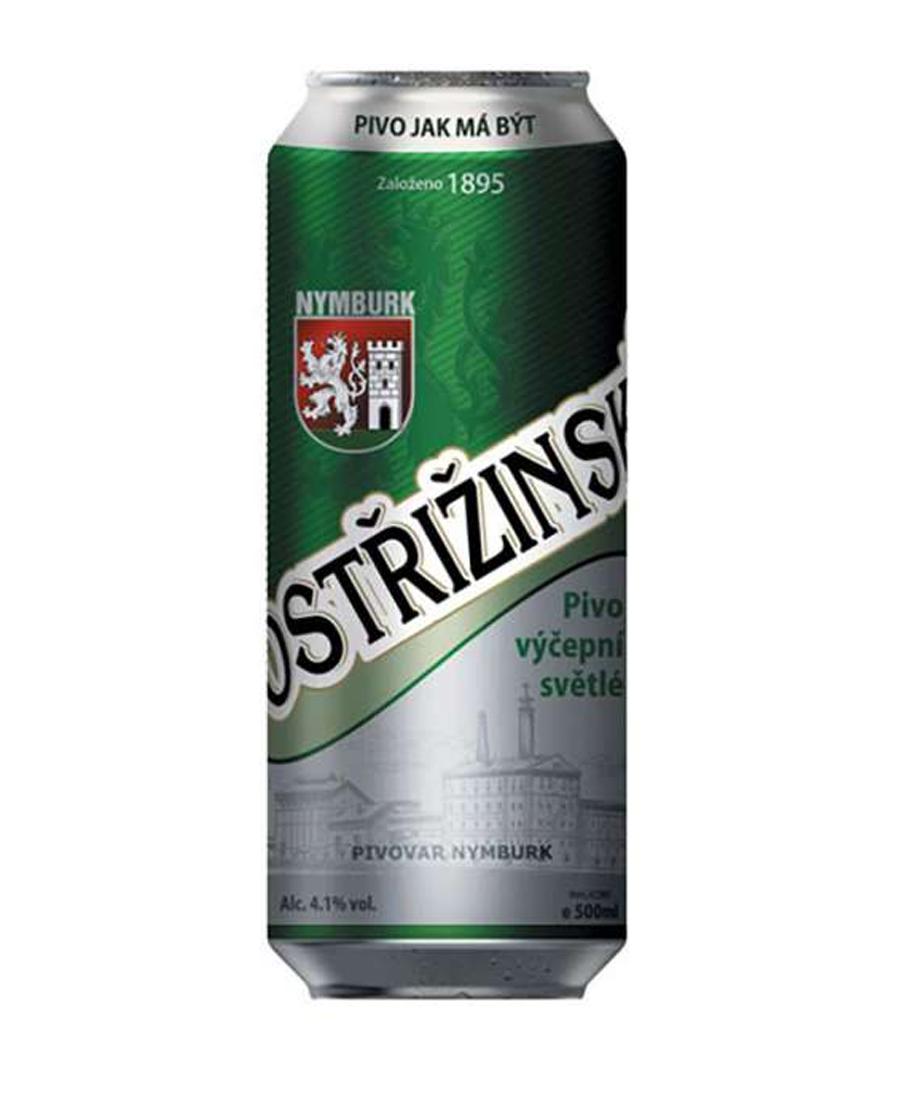 Μπύρα Ξανθιά Lager POSTRIZINSKE 0.5lt