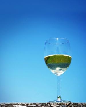Ρετσίνα Λευκό Ξηρό Κρασί από Σαββατιανό