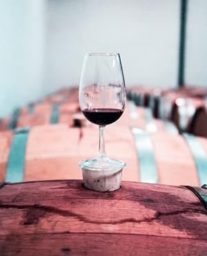 Βιολογικό Cabernet Merlot Kόκκινο Hμίξηρο Kρασί