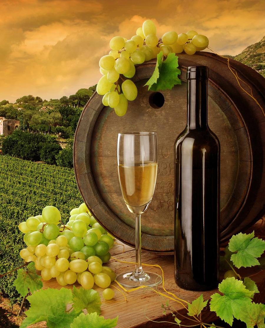 Ζίτσα Λευκό Ημίξηρο Κρασί