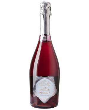 Κρασί Ροζέ Ημίξηρο Αφρώδες Aurelia Ζοίνος