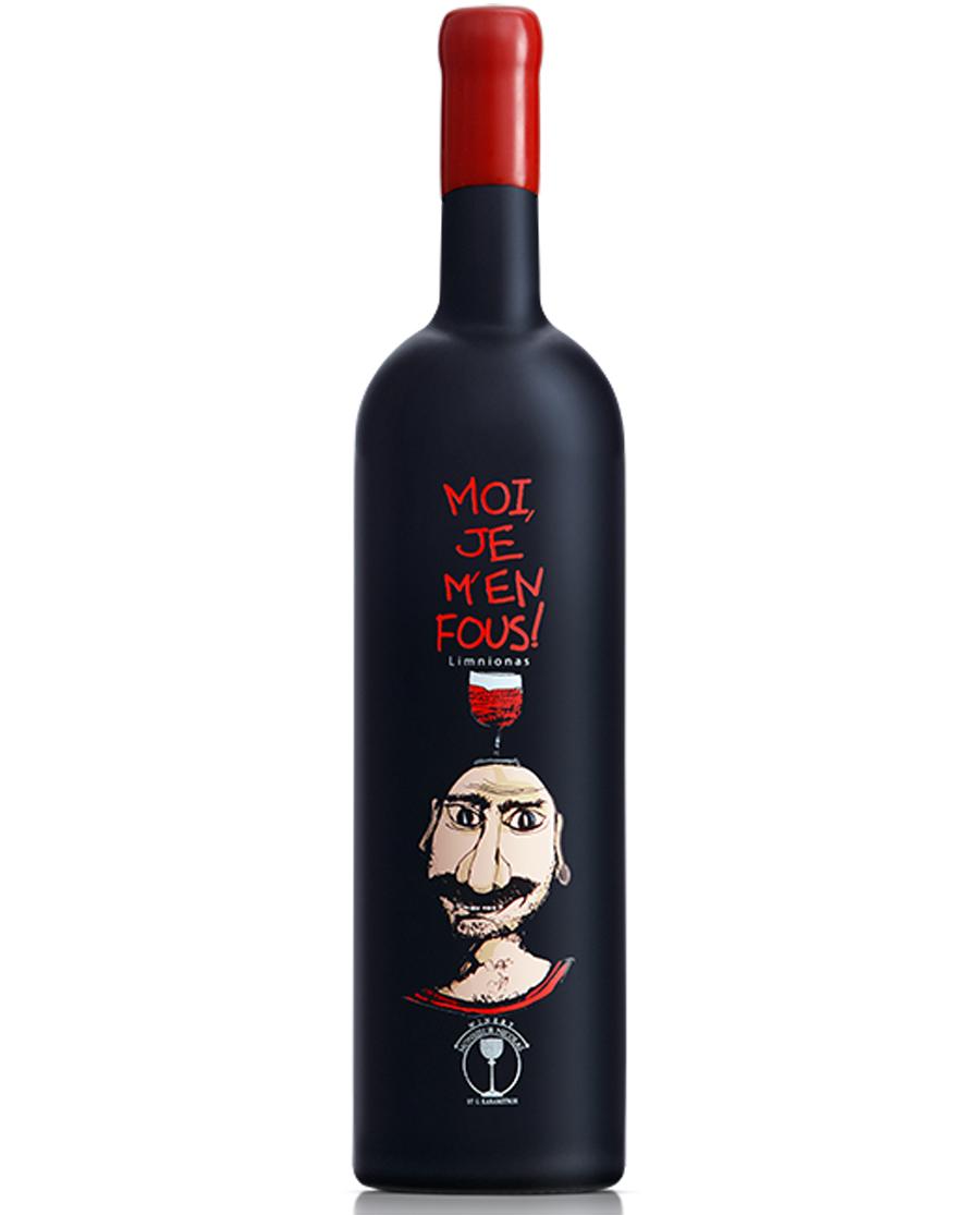 Κρασί Κόκκινο MOI JE M'EN FOUS