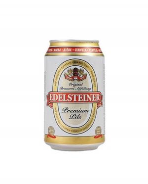 Μπύρα Ξανθιά EDELSTEINER Premium Pils 0.33lt