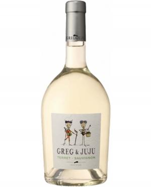 Κρασί λευκό Greg & Juju Terret Sauvignon