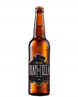 Μπύρα Ξανθιά ΙΚΑΡΙΩΤΙΣΣΑ Ale 0.33lt