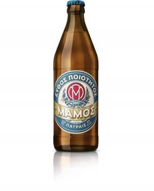 Μπύρα Ξανθιά ΜΑΜΟΣ 500ml