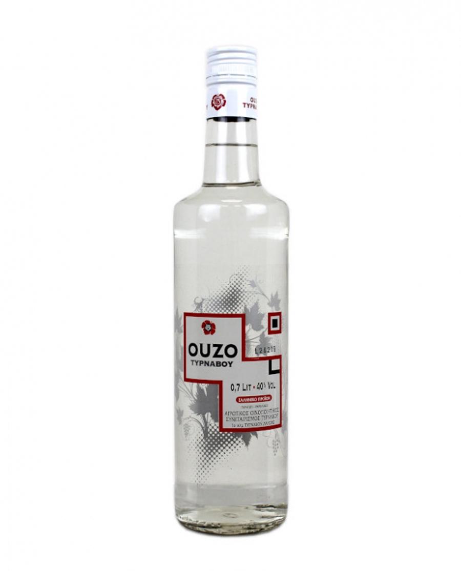 Ούζο Τυρνάβου 700ml