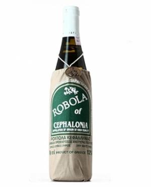 Κρασί Λευκό Ξηρό Ρομπόλα Κεφαλλονιάς