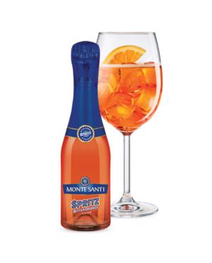 Ιταλικό Κοκτέιλ Spritz Monte Santi 200ml